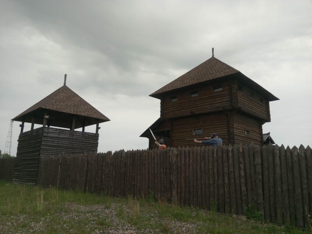 Лучная баталия в Сугорье