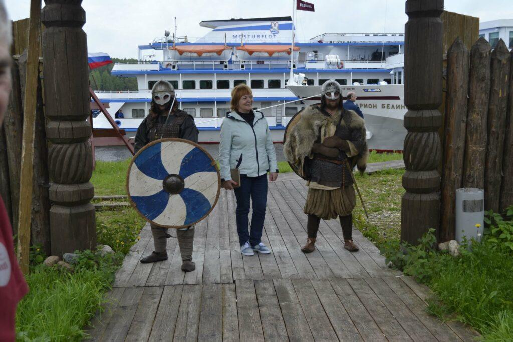 Викинги на страже ворот